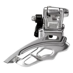 Переключатель передний SRAM X.9 31.8 мм 10 скоростей, универсальная тяга, нижнее крепление
