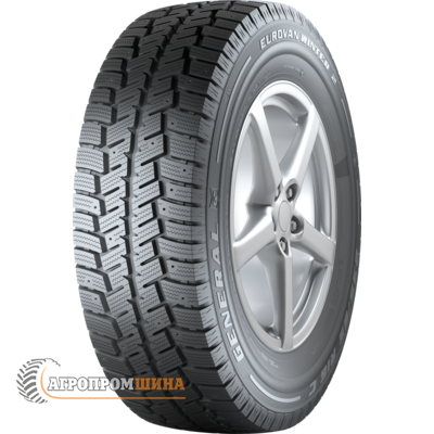 General Tire Eurovan Winter 2 195/70 R15C 104/102R (шип), фото 2