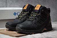 Зимние ботинки  на меху Columbia TRACK, черные (30701) размеры в наличии ► [  40 (последняя пара)  ], фото 1