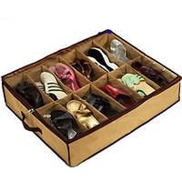 Органайзер для зберігання взуття Shoes under, фото 1