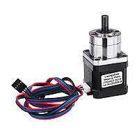 17HS4401S-PG518 4-выводная характеристика шестерни экструдера Nema17 5.18: 1 Stepper Мотор Для 3D-принтера CNC Part - 1TopShop