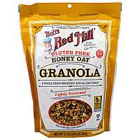 Bobs Red Mill, Gluten Free Honey Oat Granola, 12 oz (340 g)