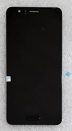 Модуль (сенсор + дисплей) для Huawei Honor 8 (FRD-L09/FRD-L19) чорний, фото 2