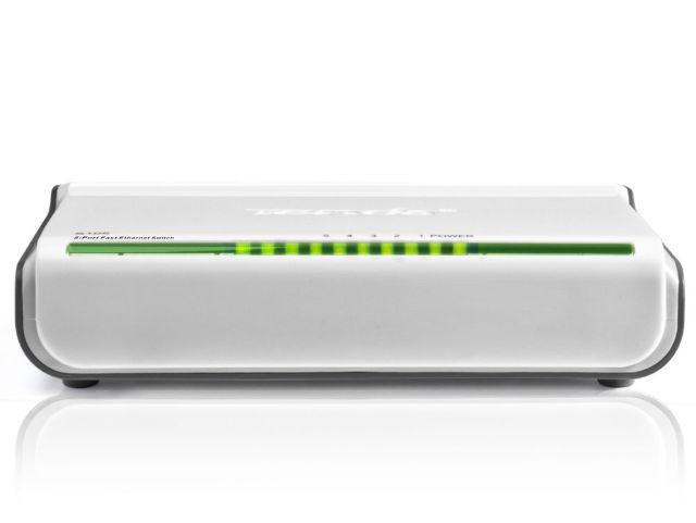 Коммутатор TENDA S108 8port 10/ 100BaseTX, desktop
