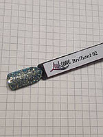 Декор для ногтей Lukum Brilliant № 02