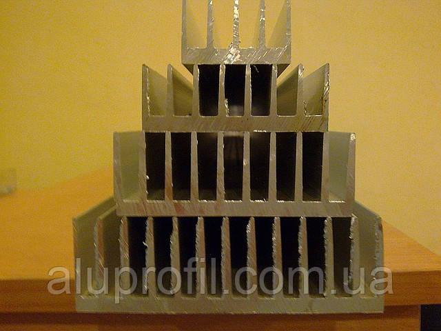 Новые поступления алюминиевого профиля от 13.07.2012