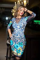 """Платье """"лео"""", фото 1"""
