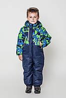 Комбинезон детский слитный Alfin Зима, фото 1