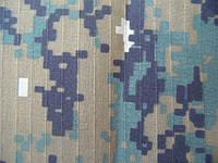 Хлопковая ткань в камуфляж