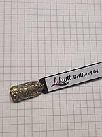 Декор для ногтей Lukum Brilliant № 04