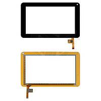 "7"" тачскрин сенсор к китайским планшетам; Assistant AP-703; Dex iP700; Prestigio MultiPad 7.0 Ultra + PMP3570С"