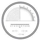 Лупа измерительная Regula 1004, фото 2