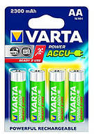 4шт аккумулятор R06 Varta AA 2300 Ready 2 Use