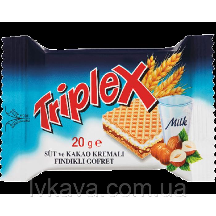 Вафли Triplex Solen, 20 гр