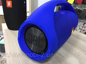 JBL Boombox Big копия, блютуз колонка, синяя, фото 2