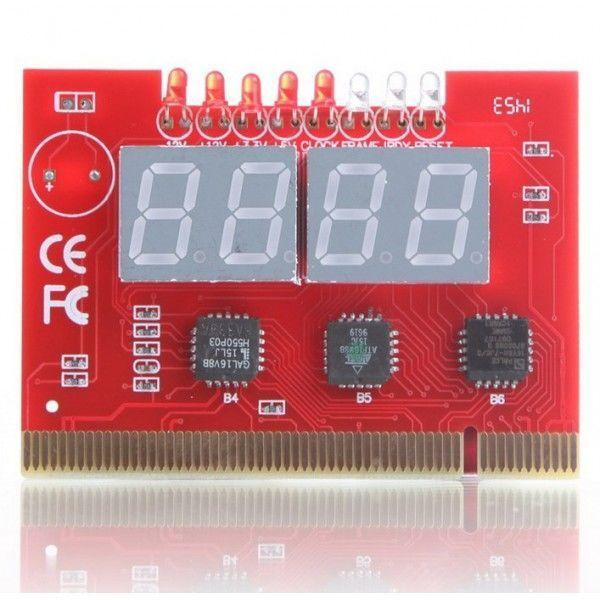 Тестер неисправности POST карта анализатор PCI (Арт: 2468)