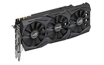 Asus GeForce GTX 1070 Rog Strix 8GB OC (STRIX-GTX1070-O8G-GAMING)