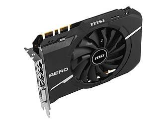 MSI GeForce GTX1070 8192Mb AERO ITX OC (GTX1070 AERO ITX 8G OC)