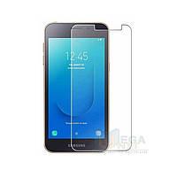 Защитное стекло для экрана Samsung Galaxy J2 Core 2018 (j260) твердость 9H, 2.5D (tempered glass)