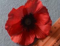 Атласные цветочки 3985 упаковка 10 шт, фото 1