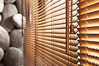 Жалюзи деревянные BASSWOOD 25 мм