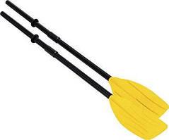 Разборные пластиковые весла Intex 59623