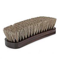 ✅ Средняя щетка для полировки обуви Famaco Brosse Luxe Crin Cheval, 18 см