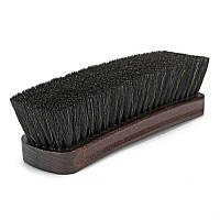 ✅ Большая щетка для полировки обуви Famaco Brosse Luxe Crin Cheval Noir, 21 см