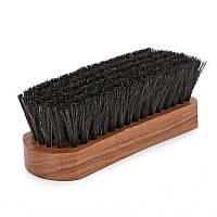 ✅ Маленькая щетка для полировки обуви с темного конского волоса Famaco Brosse Reluire