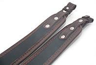 Ремень для ружья кожаный , коричневый , фото 1