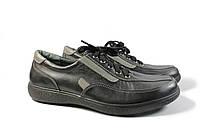 Туфли кожаные мужские комфорт, фото 1