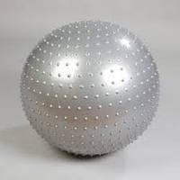 Мяч для фитнеса Фитбол Profit 65 см массажный, фото 1