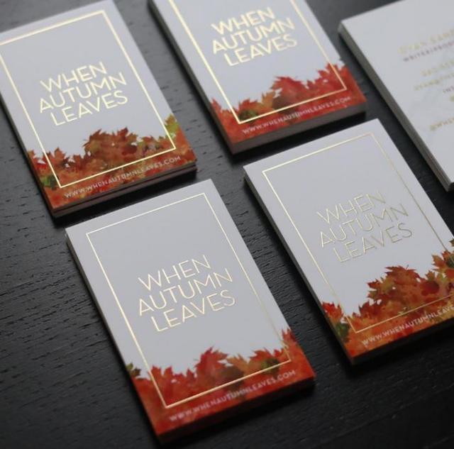 Изготовление визиток недорого в Днепре