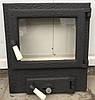 Дверца для печи, барбекю и камина 480*440 мм, дверца чугунная со стеклом