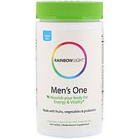 Rainbow Light, Mens One, 150 таблеток