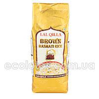 """Рис Басмати коричневый """"Lal Quilla"""" 1 кг, Индия"""