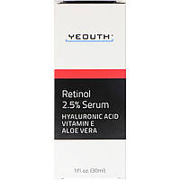 Yeouth, Retinol 2.5% Serum, 1 fl oz (30 ml)