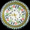 Часы настенные круглые керамические 24 August