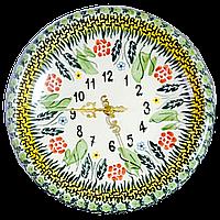 Часы настенные круглые керамические 24 August, фото 1