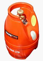 Баллон полимерно-композитный  Safegas 5 л, фото 1