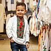Вышитая рубашка для мальчишек, фото 8