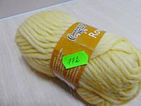 Пряжа для вязания спицами (Roving felt)