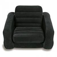 Надувное кресло кровать Intex 68565 109х218х66, фото 1
