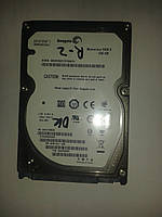 "Жесткий диск Seagate 500GB 5400rpm 8MB ST9500325AS SATA, 2.5"" б/у"