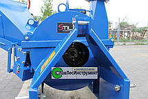 Дереводробилка щепорез BX-62R 150ММ, фото 2
