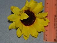 Атласные цветочки 3991  упаковка 10 шт, фото 1
