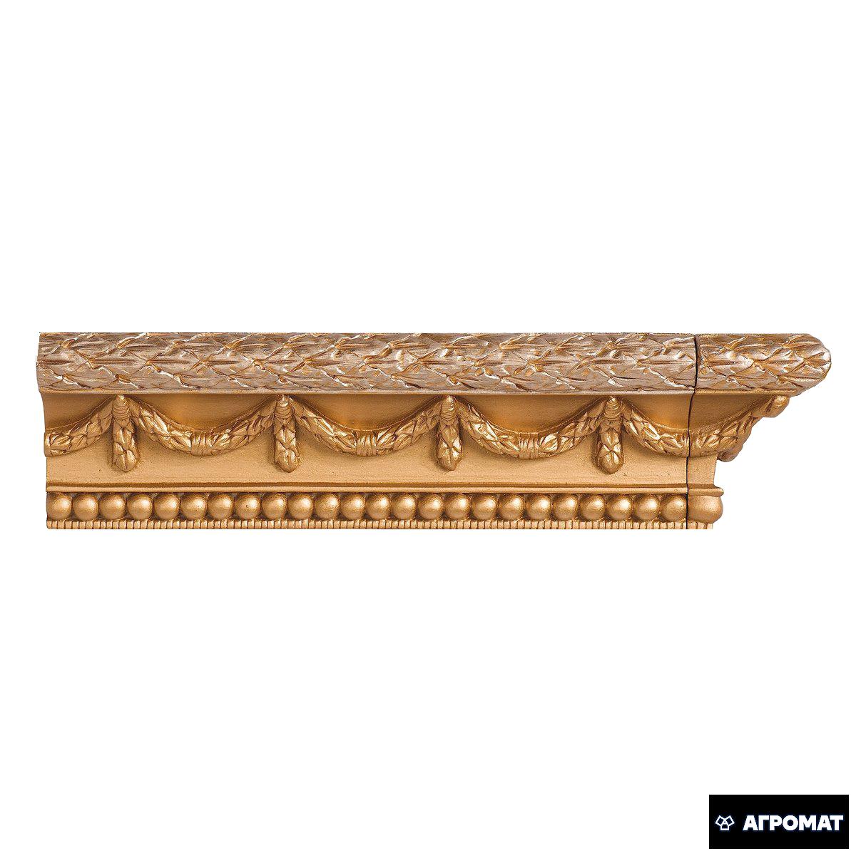 Плитка Mapisa Stariy Arbat CORNISA GOLD фриз арт.(210389)