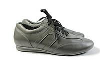 Кожаные кроссовки мужские, фото 1