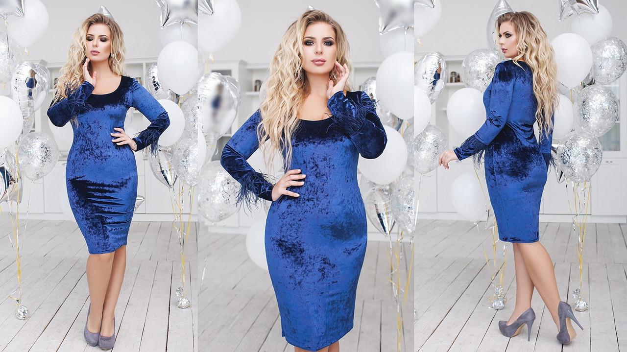 Платье БАТАЛ   миди в расцветках 702140