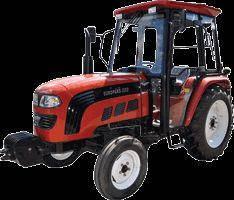 Новый трактор колесный LOVOL FT 350